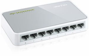 D-Link Switch bureau Ethernet 8 ports 10/100mbps